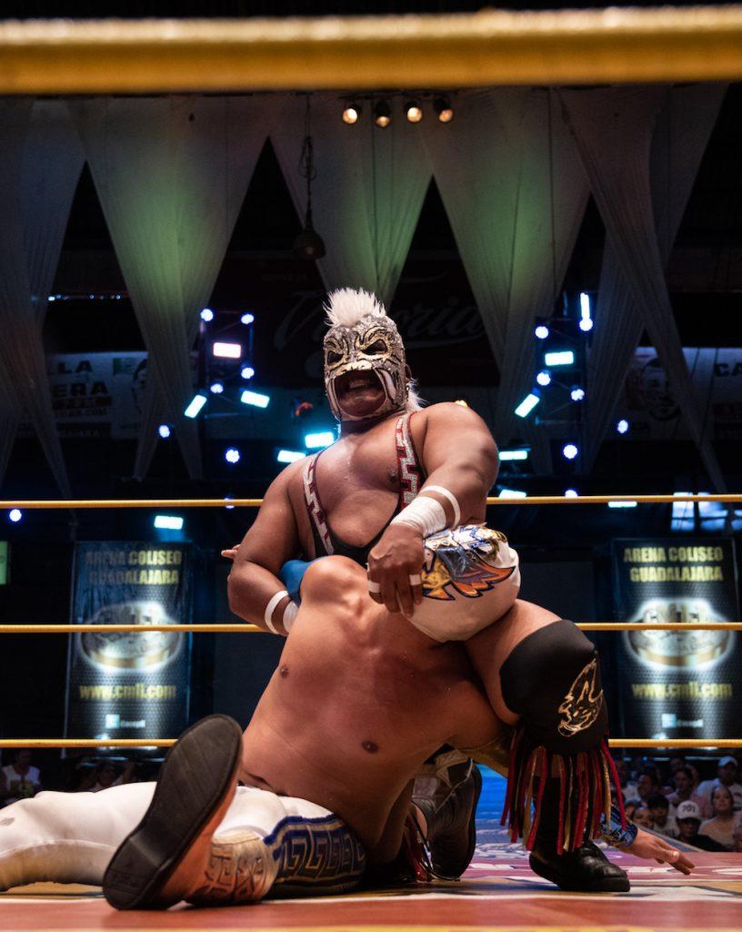 Luchas Guadalajara