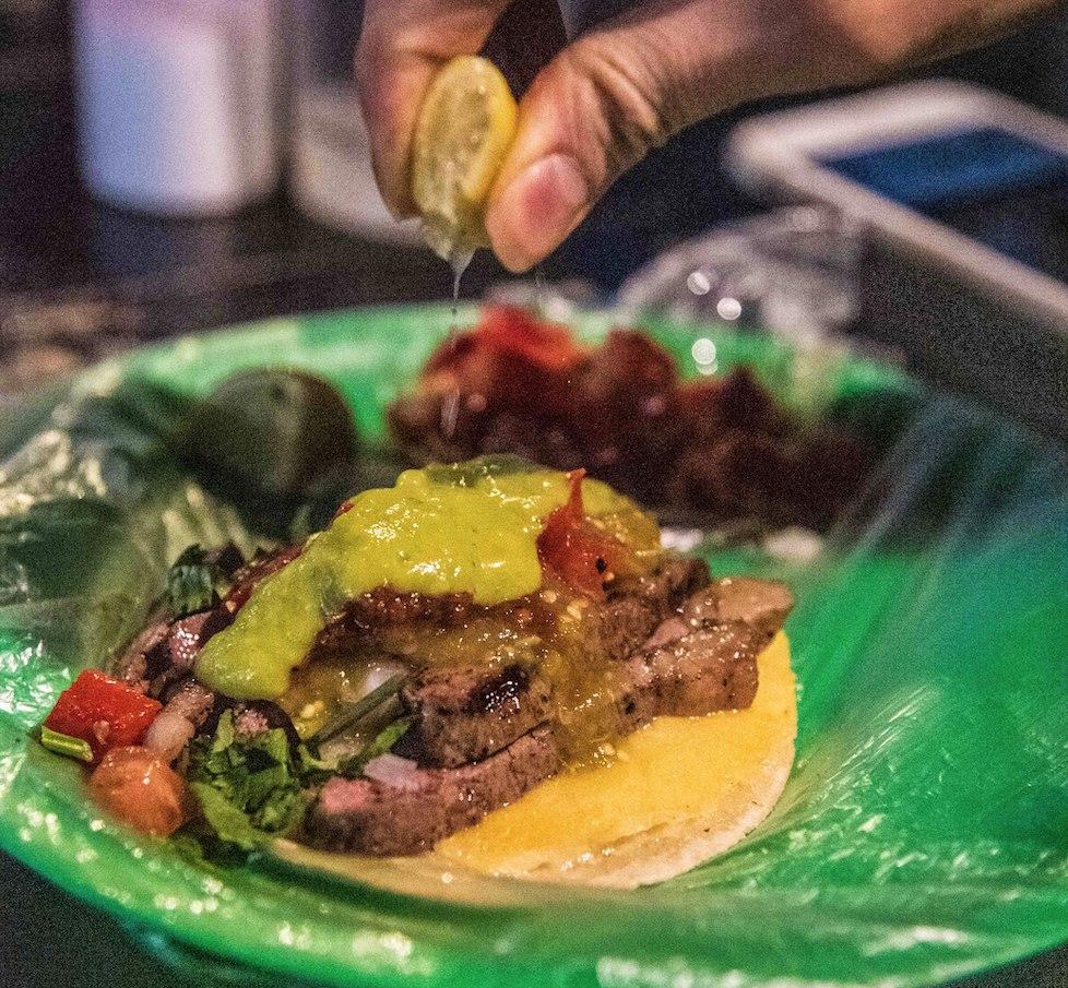 Tacos La Costanera