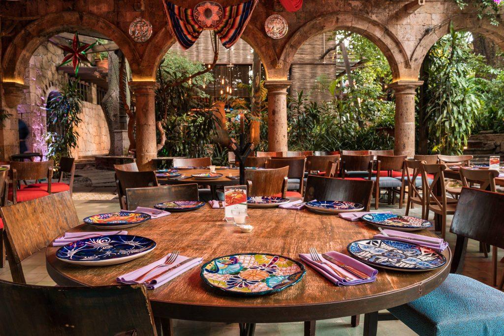 chiles en nogada de Guadalajara
