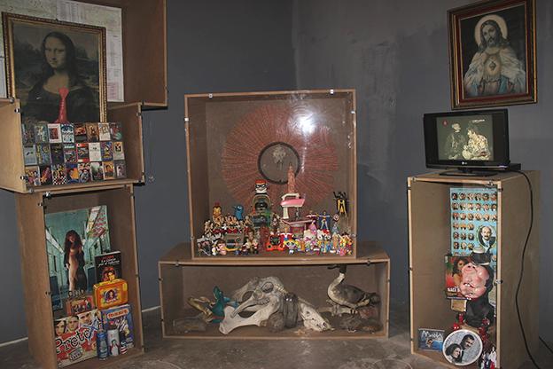 Ensayo para pequeño museo de chingaderas # 1