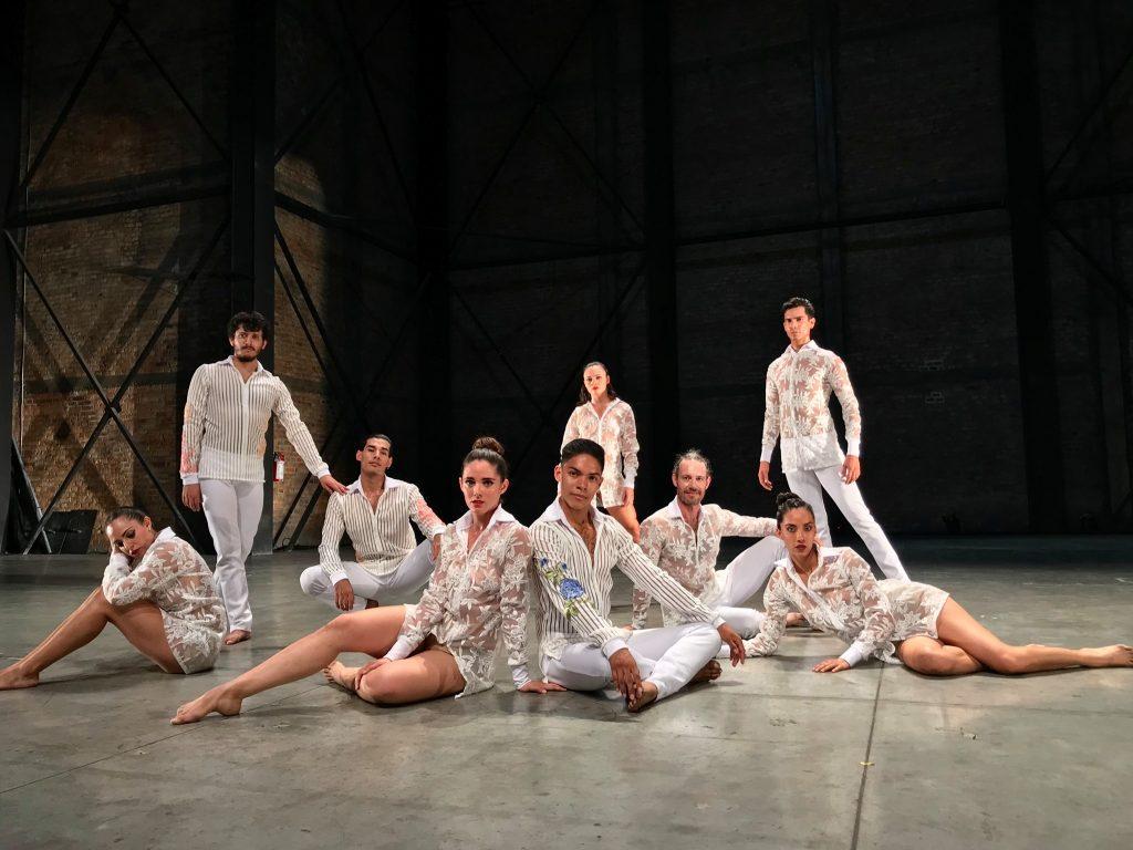 Los amorosos, Rafael Carlín y Compañía