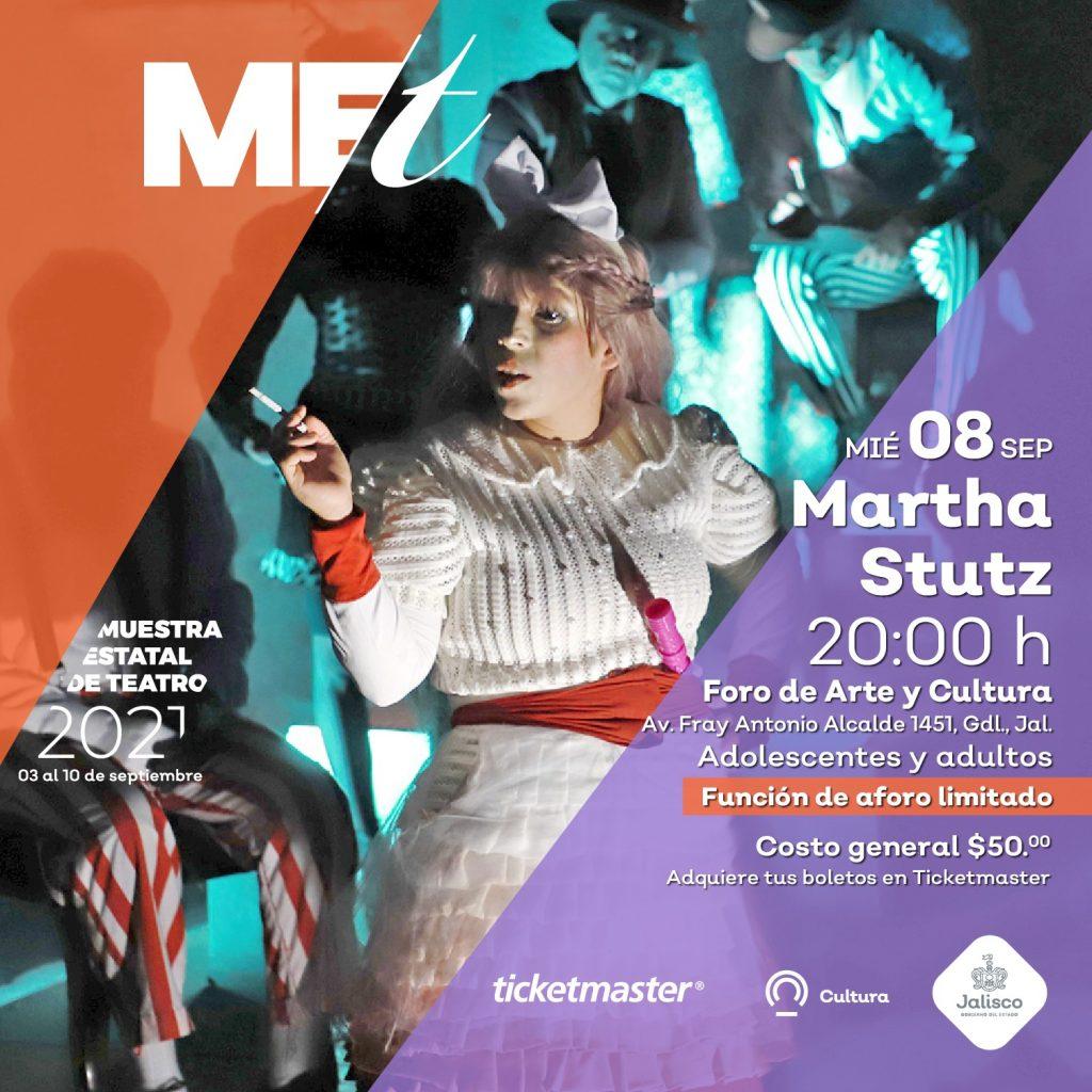 Martha Stunt MET