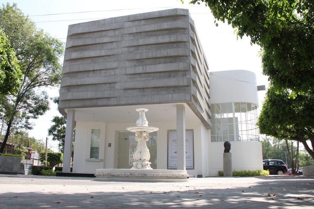 Teatro Jaime Torres Bodet, en Guadalajara.