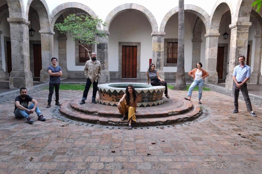 Los jóvenes artistas que exponen en el Museo Cabañas