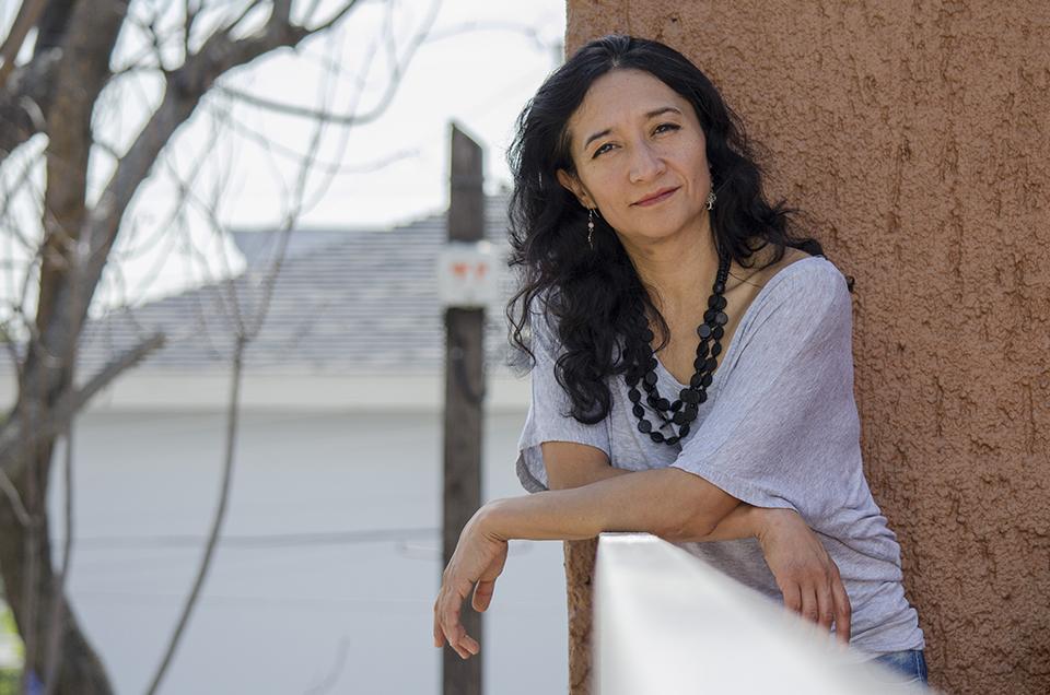 Circee Rangel, directora de Espantapájaros